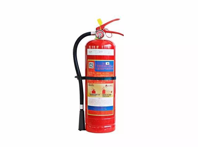 浙安 手提式七氟丙烷气体灭火装